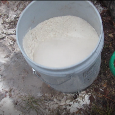 Sediment Bucket
